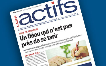 Interview de Valéry Montourcy, en sa qualité de défenseur des majeurs vulnérables, victimes d'abus de faiblesse