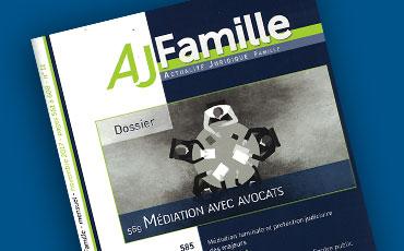 Hospitalisation et curatelle, nouvelle publication de Valéry Montourcy dans l'AJ Famille