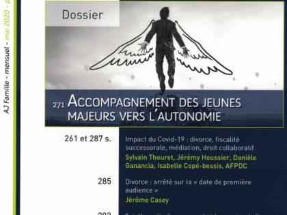 Nouvelles publications de Valéry Montourcy, consacrées à l'honoraire de l'avocat en droit du préjudice corporel, lorsque la victime est ou devient un majeur vulnérable